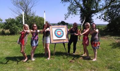 Hen Party Archery