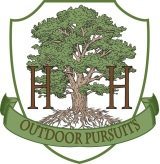 High Harthay Outdoor Pursuits Logo