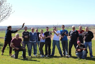 Stag Party Clay Pigeon Shooting